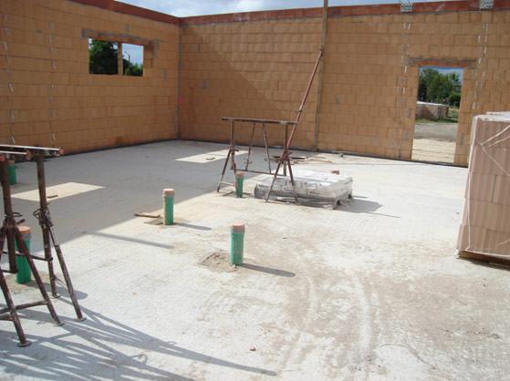 Errichtung eines Sozialgebäudes am Sportcampus Falkensee