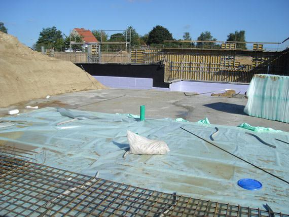 Neubau einer sportorientierten Schwimmhalle Schönefeld